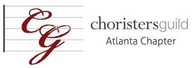 Choristers Guild - Atlanta